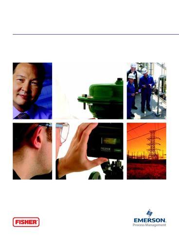 可靠的控制法解决方案 - 费希尔产品介绍