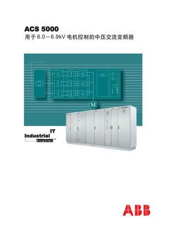 ABB ACS5000 选型样本