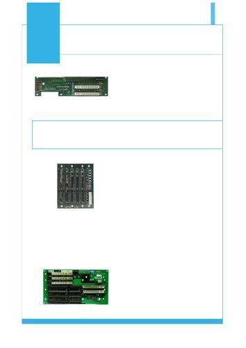 艾雷斯 ACS-1006P3 2ISA/3PCI/2PICMG 6槽无源底板介绍